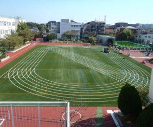 大谷田小学校 平成27年11月竣工