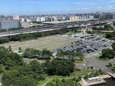 葛西臨海公園改修工事 令和1年6月竣工