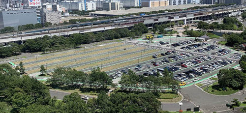 葛西臨海公園園地改修工事(30)その3 令和元年6月竣工